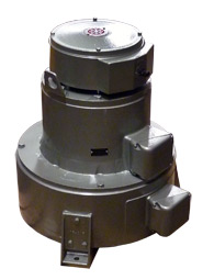 voltage regulated permanent magnet alternator